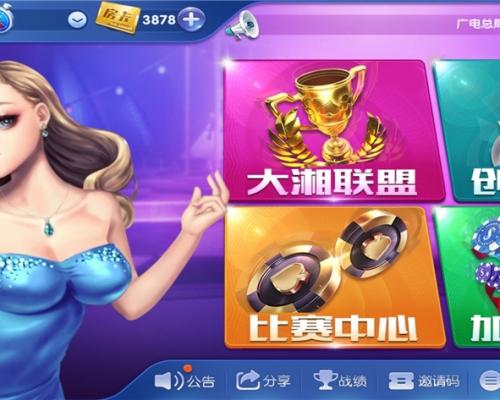 大湘娱乐 湖南玩法三公+红拐弯+金花+麻将+地主+跑得快